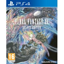 SQUARE ENIX - Final Fantasy XV - DELUXE EDITION - PS4