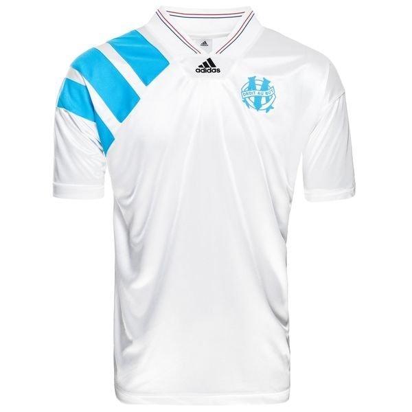 Maillot domicile junior Olympique de Marseille 1993 Collector
