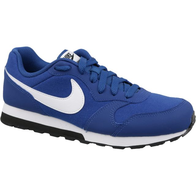 best website 6cc4d 6e04b Nike - Md Runner 2 Gs 807316-411 Bleu - pas cher Achat   Vente Baskets  enfant - RueDuCommerce