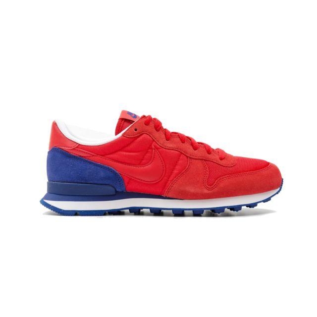 save off 3f5fb 9911b Nike - Basket Internationalist Rouge 828041-604-42