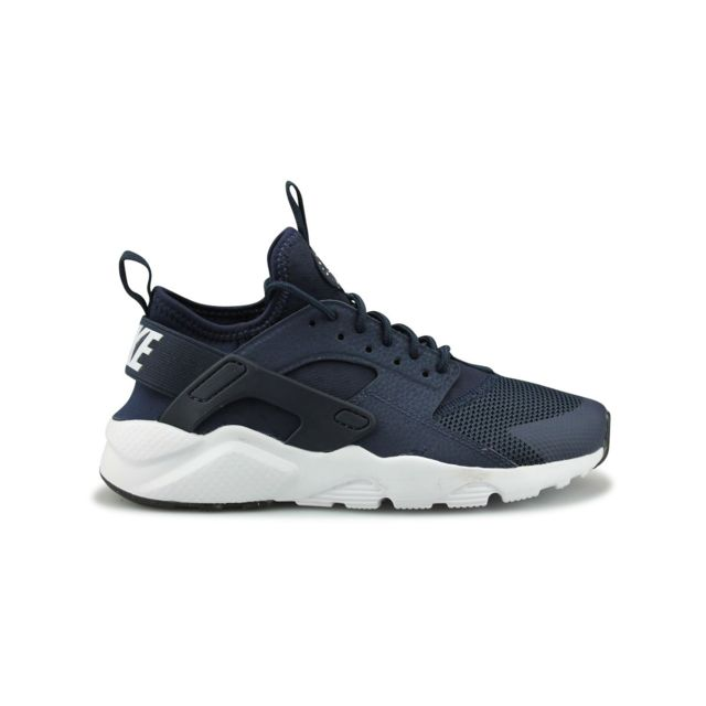 Nike Air Huarache Run Ultra Junior Bleu 38 pas cher