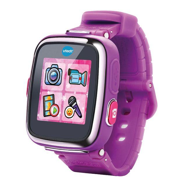 VTECH Montre Kidizoom Smartwatch Connect DX - mauve - 171655