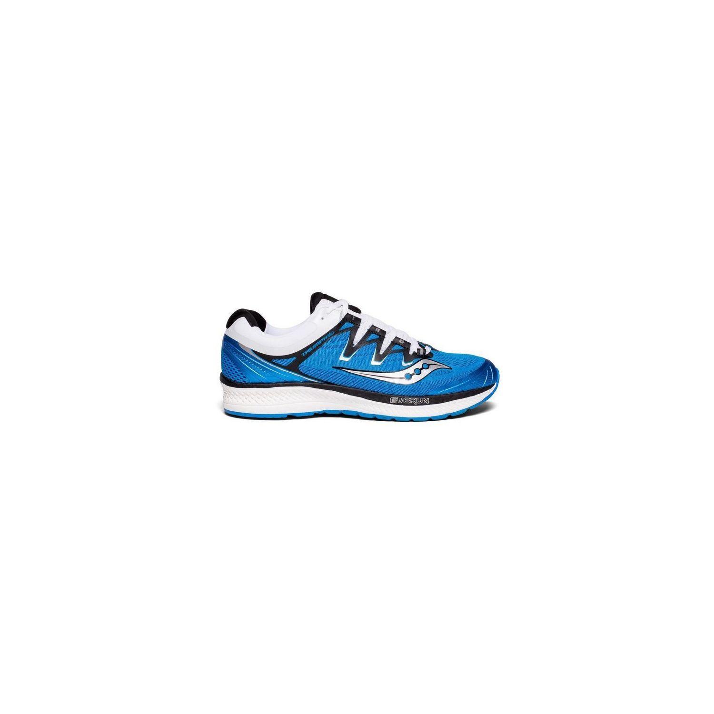 Saucony - Triumph Iso 4 Bleu - pas cher Achat / Vente Chaussures running