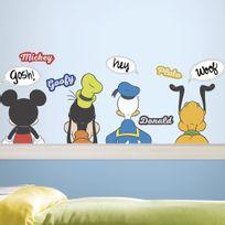 Roommates - Stickers original Mickey Disney
