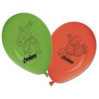 Procos - Ballons Avengers Movie x8