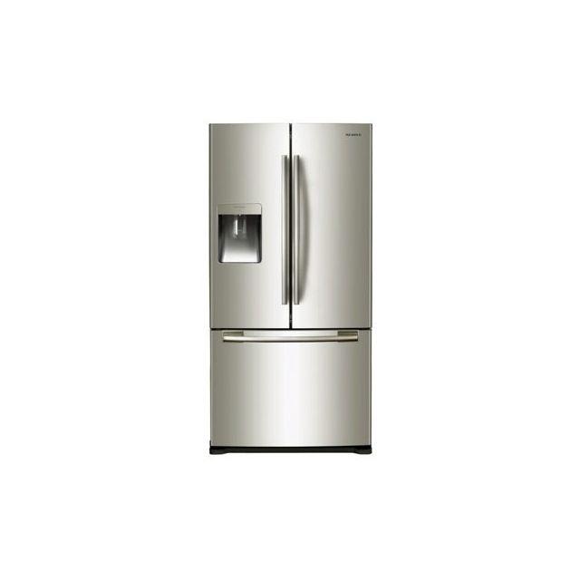 Samsung - Réfrigérateur multi-portes 450L - RF62QEPN