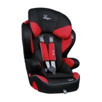 BOULGOM - Siège-auto bébé KIDCONFORT - Groupe 1/2/3 - Noir & Rouge