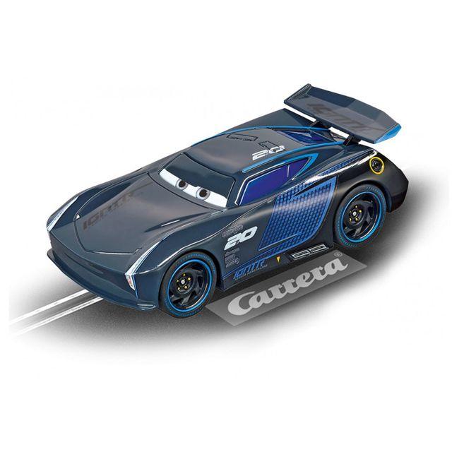 Carrera Voiture pour circuit Go Cars 3 : Jackson Storm
