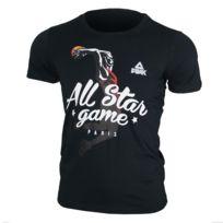 Peak - Tee Shirt All Star Game Paris 2015 Round Neck T Shirt
