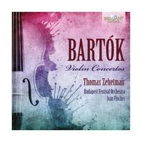 Brilliant Classics - Concertos pour violon