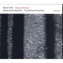 Ecm New Series - Boris Yoffe - Song of songs Boitier cristal