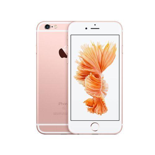 APPLE iPhone 6s - 16 Go - Or Rose - Reconditionné pas cher - Achat ... b49c39872402