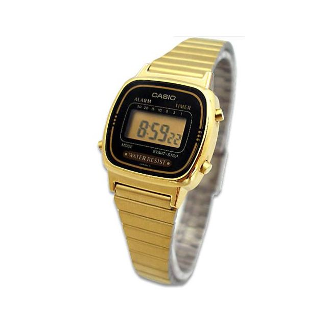 Extrêmement montre casio homme or - Achat montre casio homme or pas cher - Rue  OR16