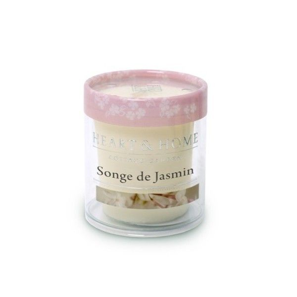 Kontiki Songe de jasmin - Bougie votive