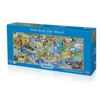 Gibsons - View From The Shard Jigsaw Puzzle 636 Pieces