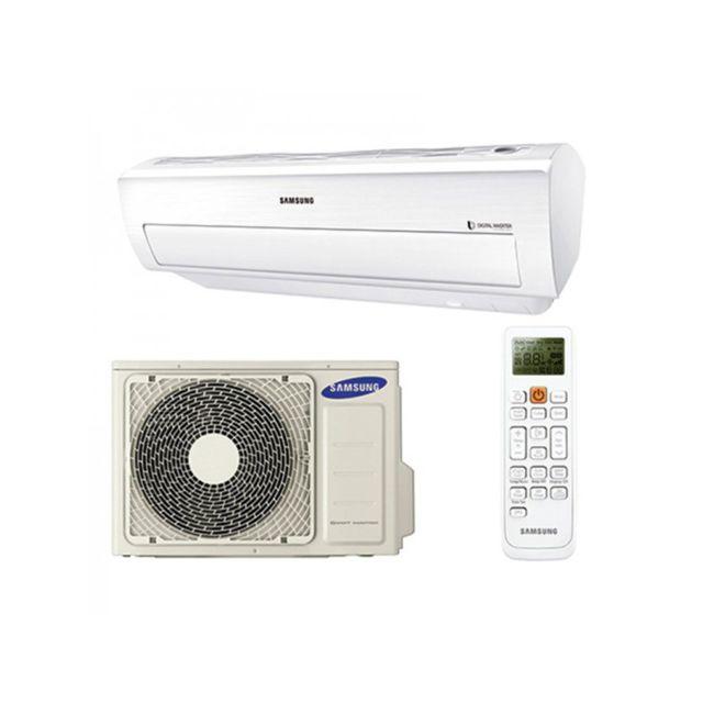samsung climatiseur r versible split f n5409 pas cher achat vente climatiseur rueducommerce. Black Bedroom Furniture Sets. Home Design Ideas