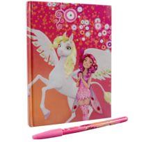 Mia Et Moi - Mia And Me Cahier avec stylo