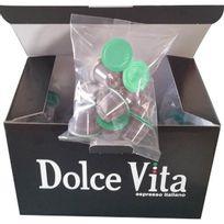 Dolce Vita - pack de 100 capsules de café compatible nespresso 60% arabica - capsule n gran crema x100