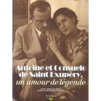 Arenes - antoine et consuelo de st-exupery : un amour de legende