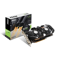 MSI - GeForce GTX 1060 6GT OCV1