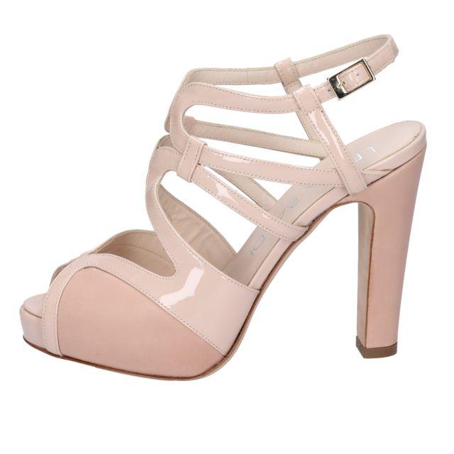 Lella Baldi sandales Femme