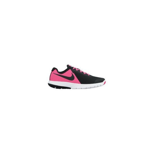 best website 15f35 16ea0 Nike - Chaussures Nike Flex Experience 5 Gs rose noir enfant