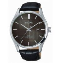 Pulsar - Montre Homme modèle Tradition Noire - Ps9427X1 - Promo - En Soldes