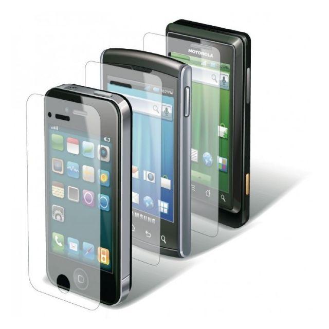 Konig - Protection écran ultra transparente pour iPhone 4/4s