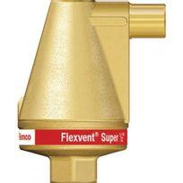 Flamco - Purgeur d'air à flotteur Flexvent Super