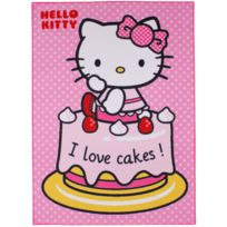 HELLO KITTY - Tapis LOVE CAKES Tapis Enfants par rose 95 x 133 cm