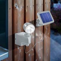 Esotec - Projecteur solaire détection de mouvement 1W