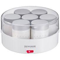 SEVERIN - yaourtière 7 pots de 150ml 13w - jg3516