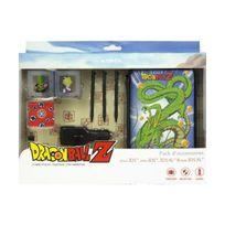 Konix - Pack d'accessoires Edition Dragon Ball Z Shenron pour Nintendo 3DS