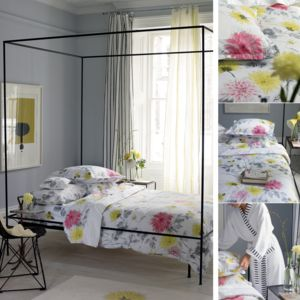 designers guild amala taie d 39 oreiller jaune 50 x 75 cm pas cher achat vente taies d. Black Bedroom Furniture Sets. Home Design Ideas