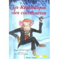 Communication Presse Edition - La république des cacahuètes