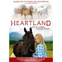4 Digital Media - Heartland: The Complete Third Season DVD, IMPORT Anglais, IMPORT Dvd - Edition simple