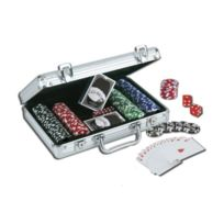 Lgri - Mallette de poker 200 jetons