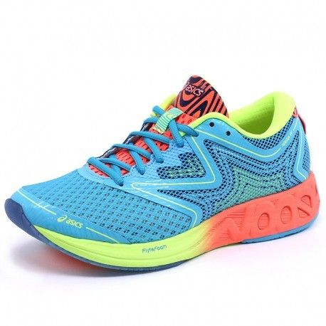 chaussure course femme asics