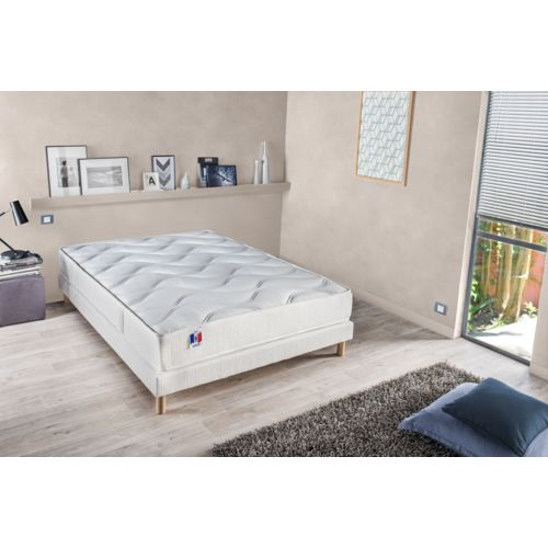 lovea matelas ressorts 5 zone 140x190 rodolphe achat vente matelas ressorts pas chers. Black Bedroom Furniture Sets. Home Design Ideas