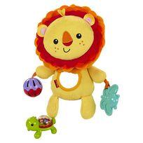 Mattel - Fisher Price - Mon lion d'activite