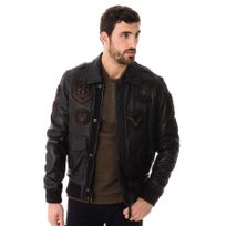 Redskins - Blouson Perry liverpool black h16