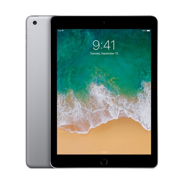 APPLE - iPad - 32 Go - WiFi - MP2F2NF/A - Gris Sidéral