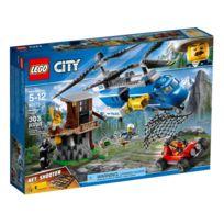 Lego - 60173 City - L'arrestation dans la montagne