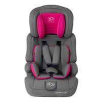 Siège auto groupe 1/2/3 bébé évolutif 9-36 kg Comfort Up | Gris et Rose
