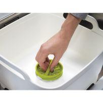 Joseph & Joseph - Wash & Drain - Bac de lavage avec son système d'évacuation Vert/Blanc