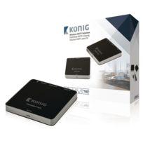 10T - 5 Ghz Transmetteur Hdmi sans fil 1080p / 3D Podpora - Portée 30 m