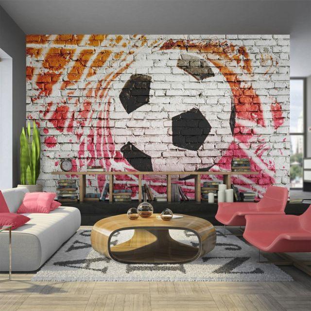 Bimago Makossa A1 Xxlnew010254 Papier Peint Street Football