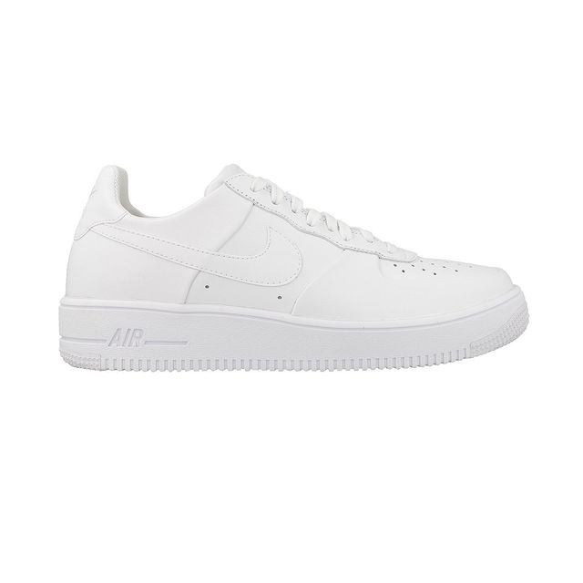 Nike - Basket Air Force 1 UltraForce Leather - 845052-100 - pas cher Achat    Vente Baskets homme - RueDuCommerce 51050a180676