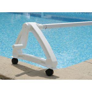 Poolstyle enrouleur de b che pour piscine enterr e pas for Carrefour bache piscine