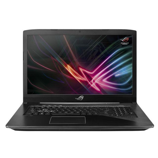 ASUS Pack ordinateur + souris + sac à dos - STRIX-GL703VD-6 - Noir